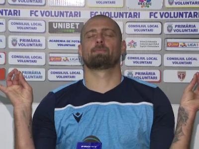 Bogdan Andone a plecat de la Voluntari! Liviu Ciobotariu i-a luat locul si trebuie sa salveze echipa de la retrogradare
