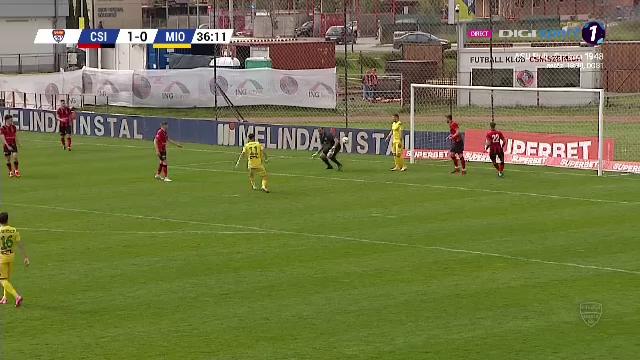 Golul din Romania care va face inconjurul planetei! Gafa colosala a portarului de la Miercurea Ciuc! Ce a putut sa faca la cea mai simpla centrare