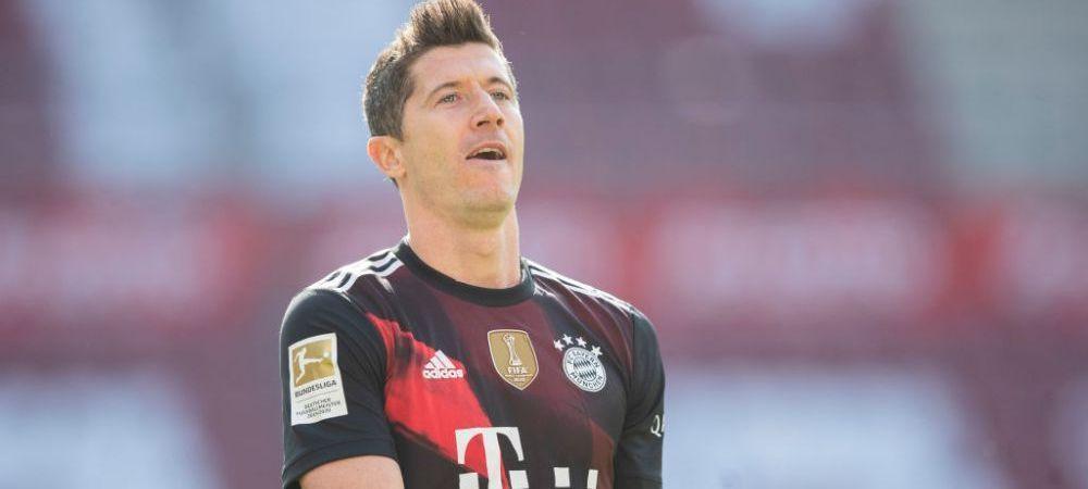 Chelsea si Manchester City se bat pe Lewandowski! Suma de transfer pentru care Bayern este hotarata sa il cedeze