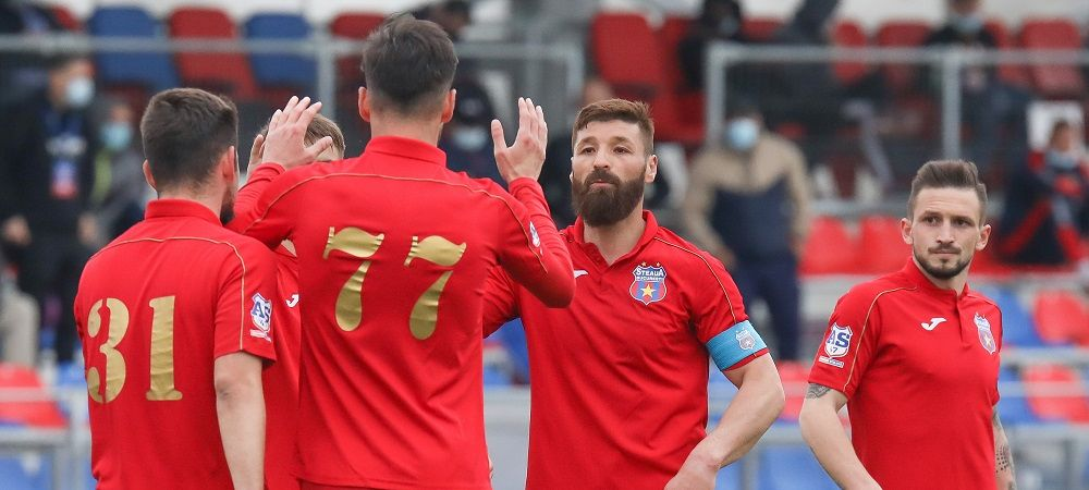 Presiune pe FCSB 2! Steaua, la un pas de finala barajului de promovare in Liga 2! AICI tot ce s-a intamplat in Mostistea Ulmu 0-2 Steaua