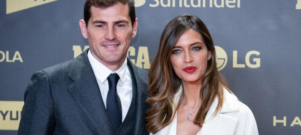 Casillas nu mai vrea sa fie hartuit dupa despartirea de Sara Carbonero! Ce spune fostul portar despre problemele lui de sanatate