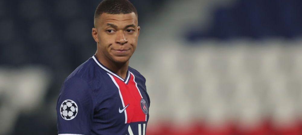 Mbappe nu vrea sa-si prelungeasca intelegerea si a anuntat ca vrea sa plece! Ce scrie presa internationala despre starul lui PSG