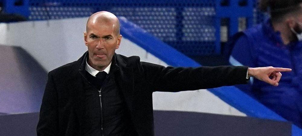 Real Madrid i-a gasit inlocuitor lui Zidane! Cine sunt antrenorii care pot veni pe Santiago Bernabeu