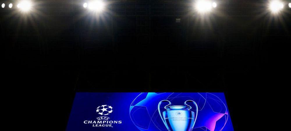 UEFA ameninta cu masuri severe dupa scandalul Super Ligii! Vor sa inlocuiasca cele doua locuri din Champions League promise