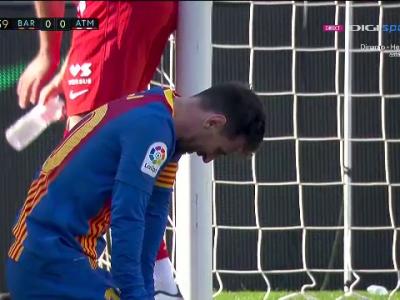 De ras sau de plans?! Messi, in genunchi la FC Barcelona 0-0 Atletico! Ratare uluitoare pentru Dembele, cu toata poarta in fata! Cum arata clasamentul din La Liga