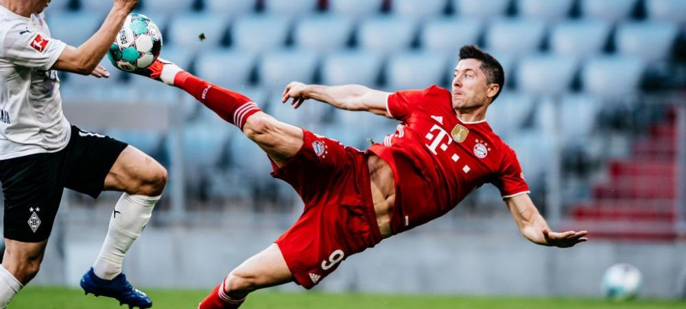 Probleme pentru Lewandowski! Starul lui Bayern ar putea rata ultimele meciuri din Bundesliga