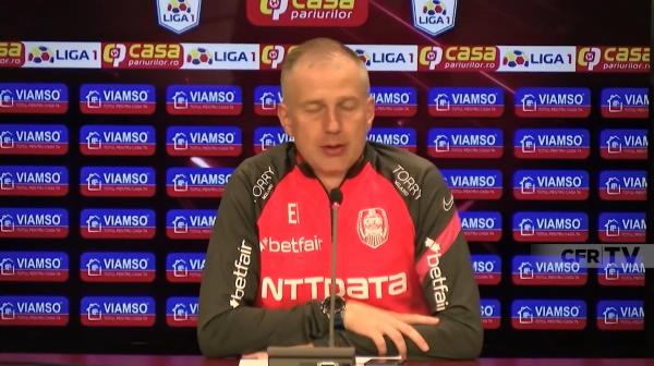 """""""Pot sa bag mana in foc pentru asta!"""" Ce spune Iordanescu despre acuzatiile de blat inaintea meciului cu Sepsi"""