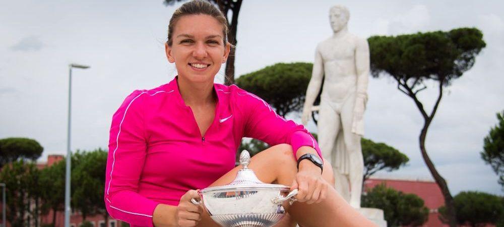Doar meciuri grele pentru Simona Halep la Roma, unde va incerca sa isi apere trofeul castigat anul trecut! Cand se va duela cu Angelique Kerber in turul 2