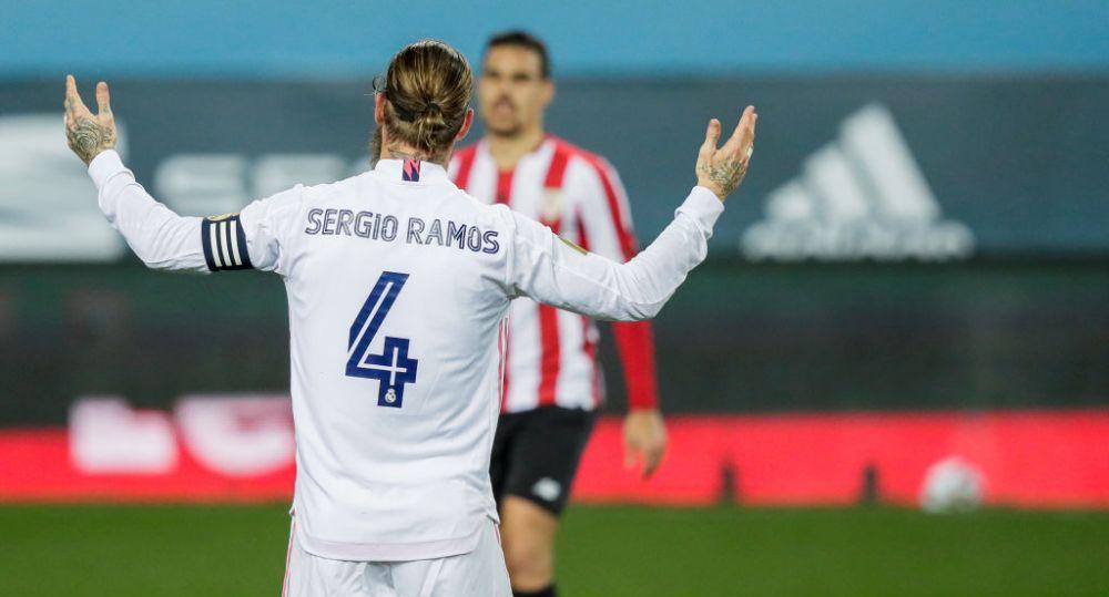 Sergio Ramos a tras un semnal de alarma! Starul spaniol este tot mai aproape sa semneze cu o echipa de top din Europa