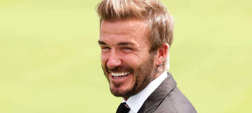 Beckham vrea sa mai aduca un fost campion in MLS! Inter Miami, aproape sa-l transfere pe jucatorul lansat de Sir Alex Ferguson