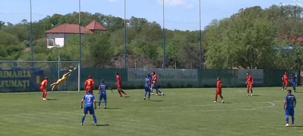 U21 la EURO 2021 | VIDEO Tricolorii au remizat cu Germania, 0-0, și părăsesc EURO neînvinși