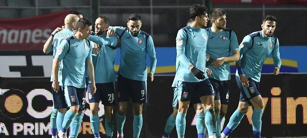 FC Voluntari 0-0 Chindia Targoviste| Chindia ramane neinvinsa in playout! Voluntari, pe loc de baraj dupa inca un meci fara victorie
