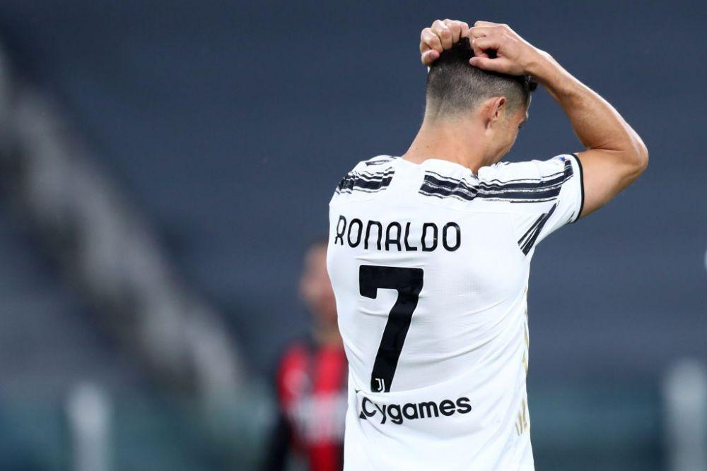 KO, Ronaldo! Juventus, 'cel mai prost meci din ultimii 10 ani' si umilinta in fata Milanului: 0-3! Juve e OUT din Champions League in acest moment