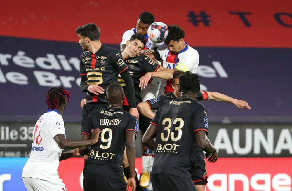 Lovitura uriasa pentru milionarii Parisului! PSG, la un centimetru distanta de dezastru total: Lille e gata sa-i ia titlul