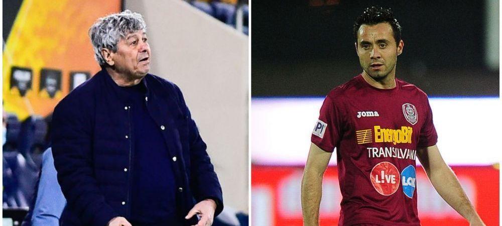 Fostul jucator de la CFR Cluj se poate bate la titlu cu Lucescu! Sahtior il doreste cu orice pret pe Roberto De Zerbi