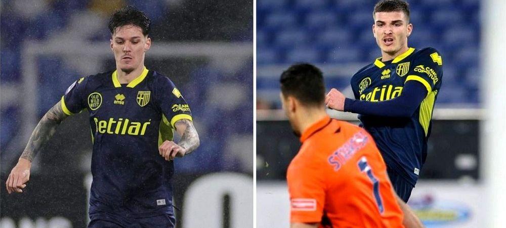 """Ce spune Dragomir despre Man si Mihaila dupa ce Parma a retrogradat in Serie B! """"Sa joace acolo!"""" Ce sfat are pentru cei doi romani"""