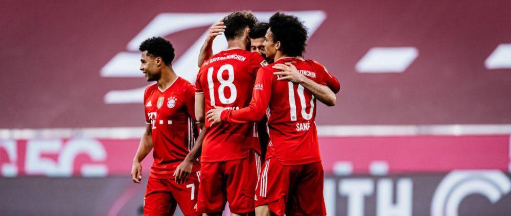 Un star al lui Bayern poate rata EURO din cauza unei accidentari! A rezistat doar 10 minute pe teren in meciul cu Borussia Monchengladbach