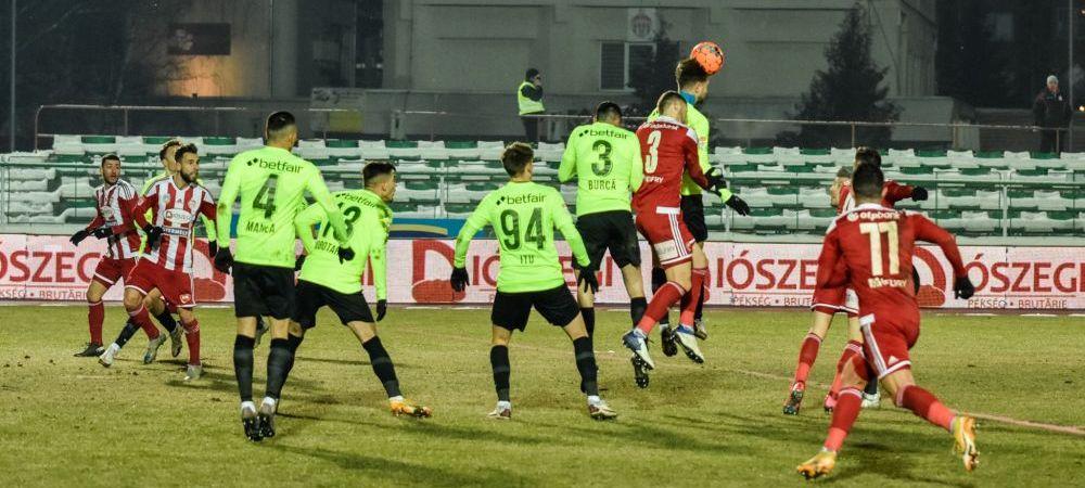 """""""E nesimtit!"""" Scandal mare inainte de startul meciului CFR Cluj - Sepsi! Reactia unui oficial: """"Nu mai e in lot! Nu ne-am inteles"""""""