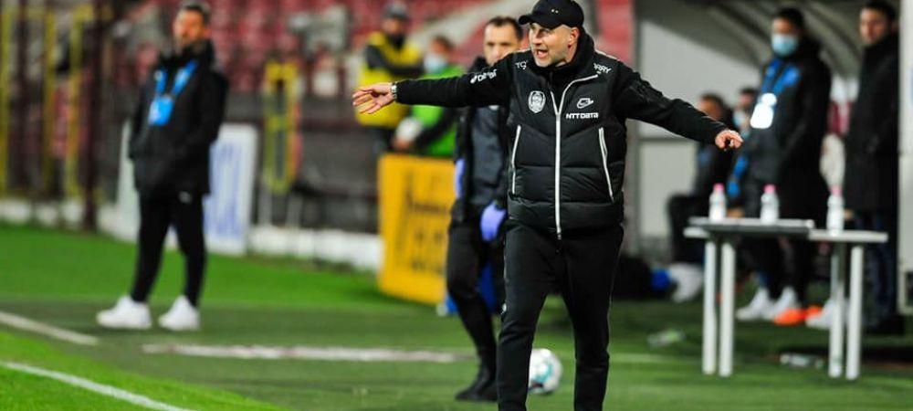 """""""Nu meritam mai mult de atat!"""" Reactia transanta a lui Iordanescu dupa infrangerea cu Sepsi! Ce a spus antrenorul"""