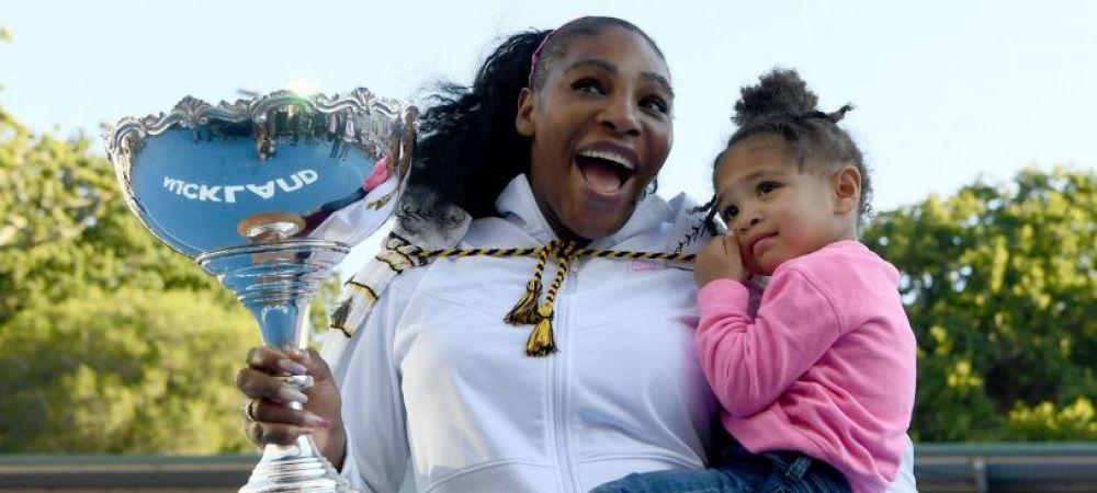 """Serena Williams nu vrea sa participe la Jocurile Olimpice din Tokyo! """"Nu am stat niciodata mai mult de 24 de ore fara fiica mea!"""""""