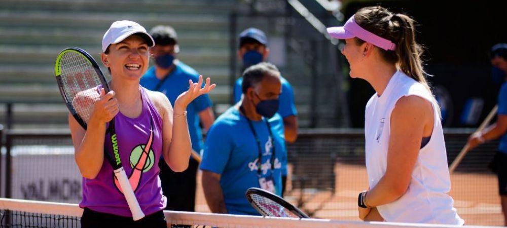 """""""Nu, nu ma surprinde. Bravo ei!"""" Cum vede Simona Halep atacul Arynei Sabalenka asupra locului 3 WTA si ce s-a schimbat in mentalitatea ei ca efect al pandemiei"""