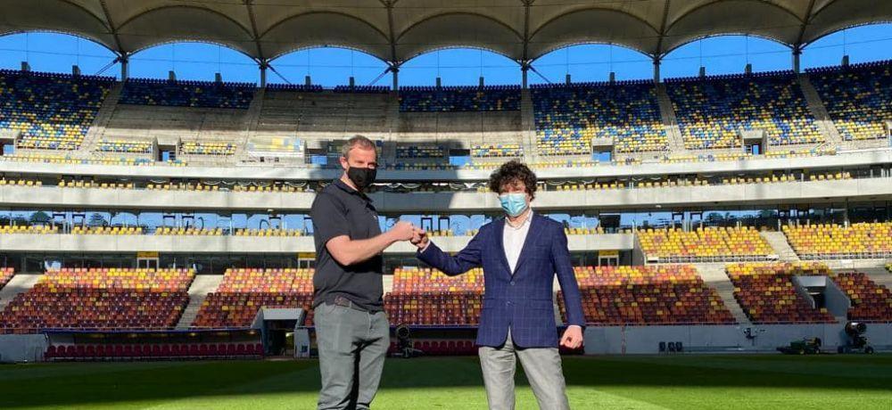 Primarul Bucurestiului face marele anunt in legatura cu National Arena!