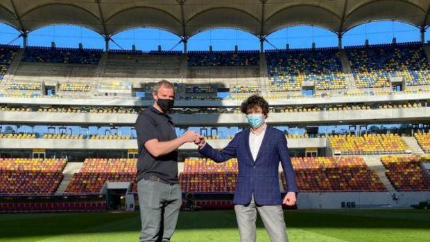 """Primarul Bucurestiului face marele anunt in legatura cu National Arena! """"Am dorit sa aflu asta de la unul dintre mai buni specialisti ai UEFA"""""""