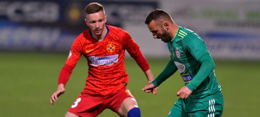 Ionut Pantiru se recupereaza la clinica vedetelor din Serie A! Cum a fost surprins jucatorul FCSB-ului