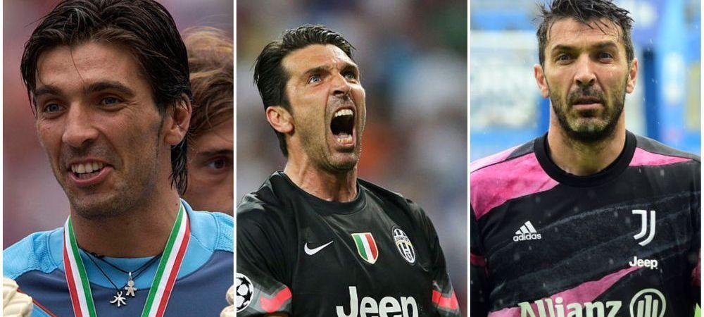Mesajul postat de Buffon dupa ce a anuntat ca va pleca de la Juventus! Ce va face goalkeeper-ul la finalul sezonului