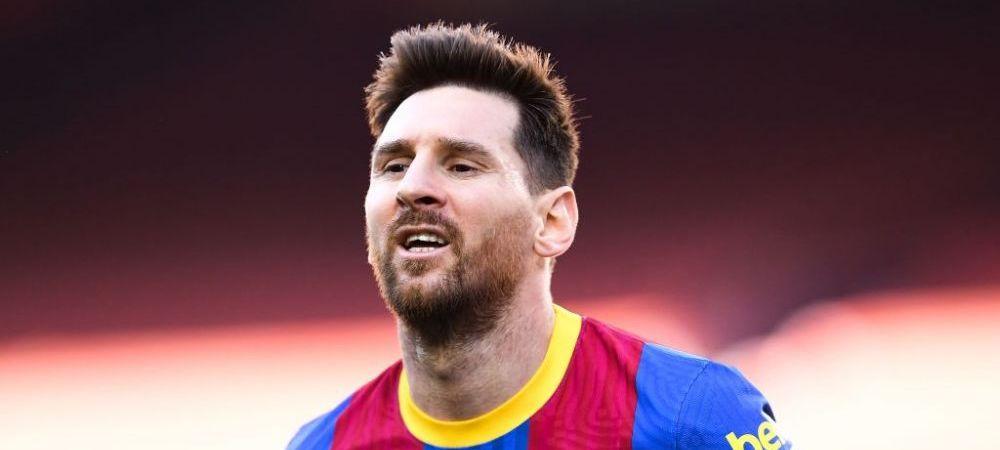"""Bomba in fotbalul mondial! """"Messi e multumit de oferta primita!"""" Care sunt dorintele starului Barcelonei"""