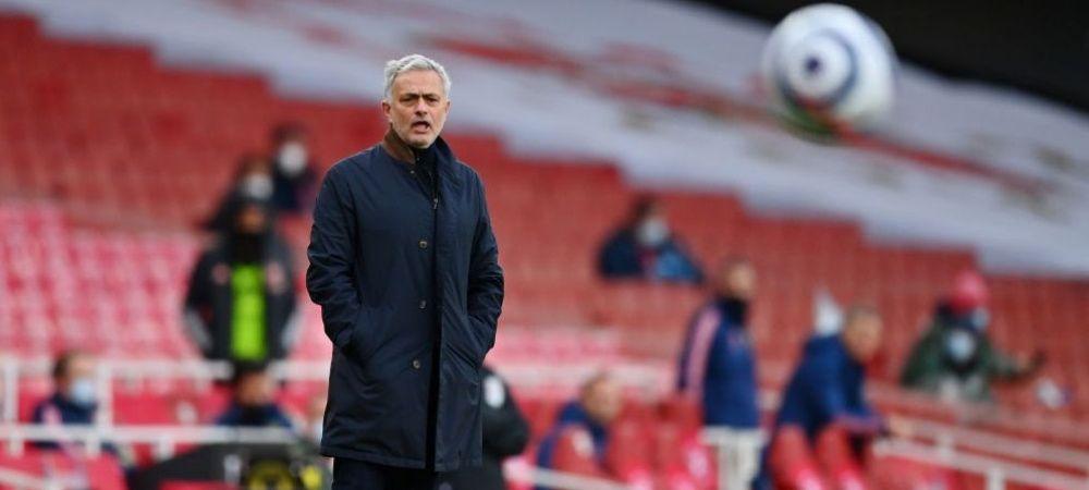 Mourinho si-a ales un favorit! Ce superstar din Premier League vrea sa aduca la AS Roma