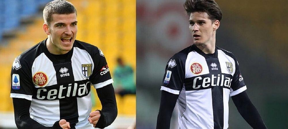 Man si Mihaila rateaza si meciul cu Lazio! Care este starea fotbalistilor romani de la Parma dupa accidentarile suferite
