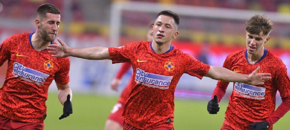 """""""Steaua cere 16 milioane de euro!"""" Ce scrie presa din Italia despre interesul lui Cagliari pentru Morutan"""