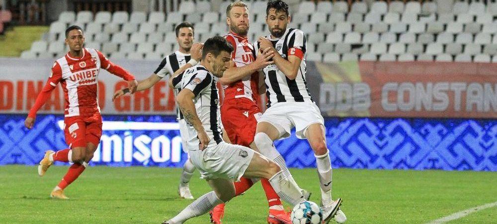 In finala Cupei Romaniei, dar cu gandul la salvarea de la retrogradare! Ce au declarat Popa si Gaman dupa ce au eliminat-o pe Dinamo