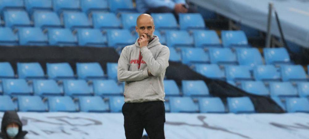 """""""Mereu ne vom aminti modul in care am cucerit titlul!"""" Guardiola, in extaz dupa ce Manchester City a devenit oficial castigatoarea Premier League"""