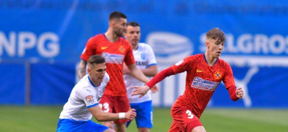 Transfer de ultima ora la FCSB?! Ilie Poenaru anunta ca fotbalistul are oferta pe masa: