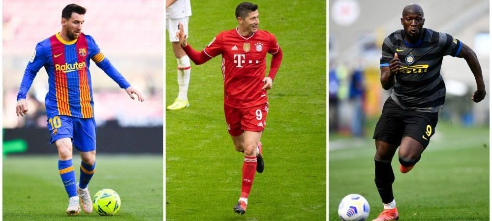S-a afisat lista favoritilor la Balonul de Aur! Manchester City are 4 jucatori in top 10, iar primul loc este neasteptat! Ronaldo, out din primii 10