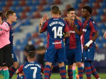 """Barcelona, distrusa de presa dupa egalul cu Levante! """"Visul La Liga se transforma intr-un cosmar"""""""