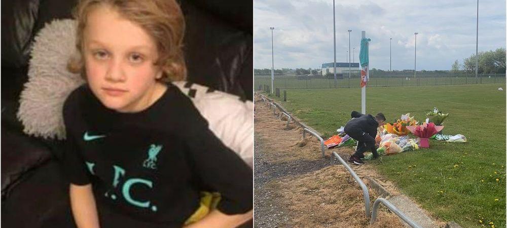 Tragedie in lumea fotbalului! Un baietel de doar 9 ani, ucis de fulger in timp ce se afla pe teren! Imagini emotionante cu colegii sai