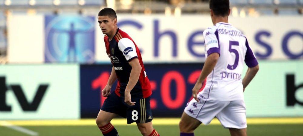 Razvan Marin nu a mai impresionat cu Fiorentina, dar italienii i-au remarcat eleganta! Ce note a primit romanul dupa remiza din Serie A