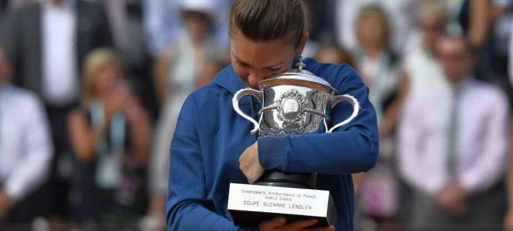 Dupa 39 de Grand Slam-uri jucate consecutiv, Simona Halep e aproape sa confirme o premiera negativa in cariera: nu a lipsit niciodata de la un Grand Slam din cauza unei accidentari