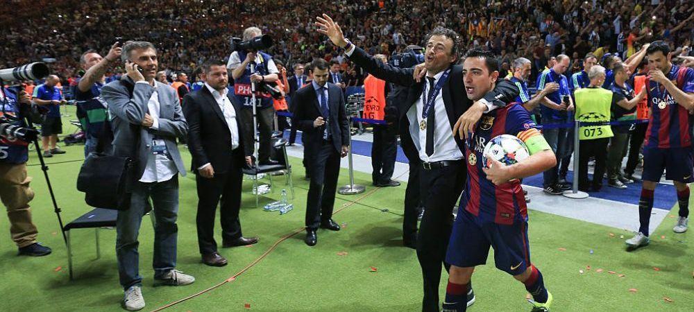 Decizie de ultima ora a lui Xavi dupa ce s-a scris ca s-ar putea intoarce la Barcelona! Ce a facut antrenorul lui Al Sadd