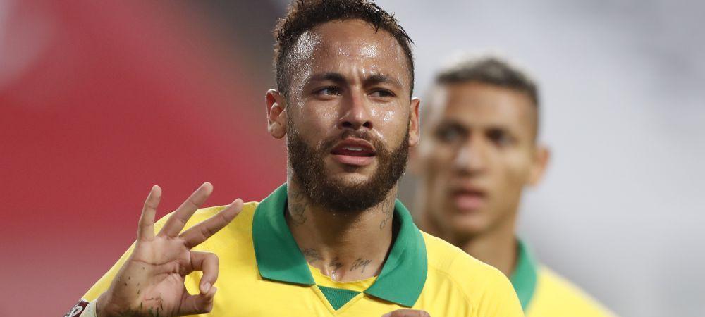 Cererea speciala a lui Neymar pentru seicii miliardari de la Paris! Ce a vrut starul lui PSG inainte sa semneze prelungirea