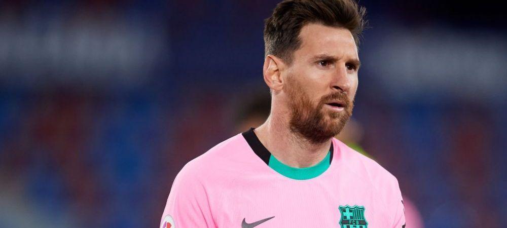 Anuntul momentului! Ce s-a intamplat dupa primele negocieri intre Messi si Laporta! Decizia starului argentinian