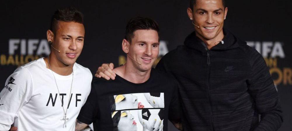 Nici Messi, nici Ronaldo! Surpriza totala: el este cel mai bine platit sportiv din lume! Pe ce loc se afla Neymar