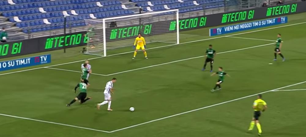 """Chiriches, """"pus la podea"""" de Cristiano Ronaldo! Faza superba a portughezului in urma careia era sa marcheze un gol fantastic"""