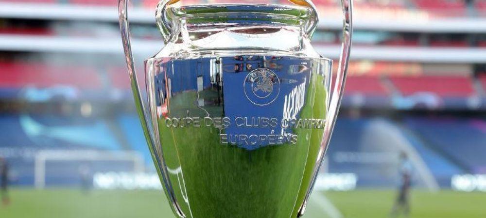 UEFA a anuntat decizia oficiala!Finala Champions League se va juca la Porto! Cati suporteri vor fi in tribune