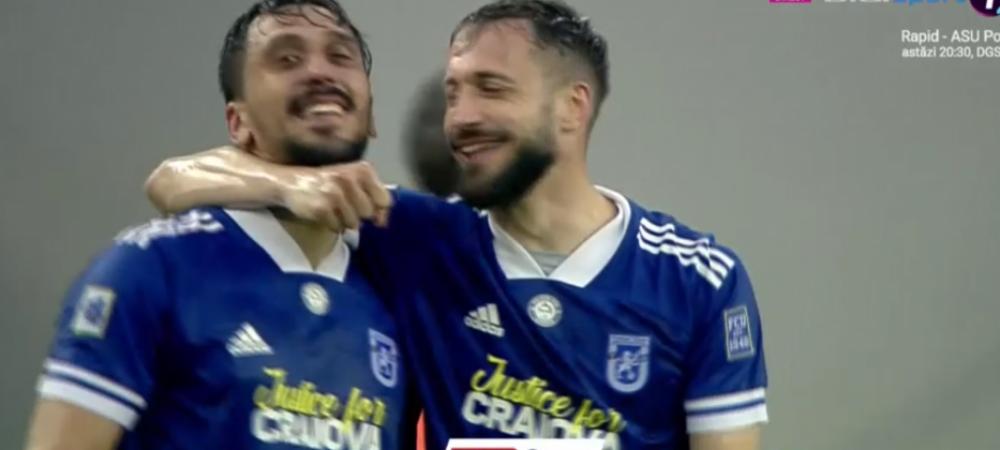 Craiova a promovat in Liga 1! Se anunta nebunie la Craiova: vine derby-ul FCU vs CSU in Liga 1!