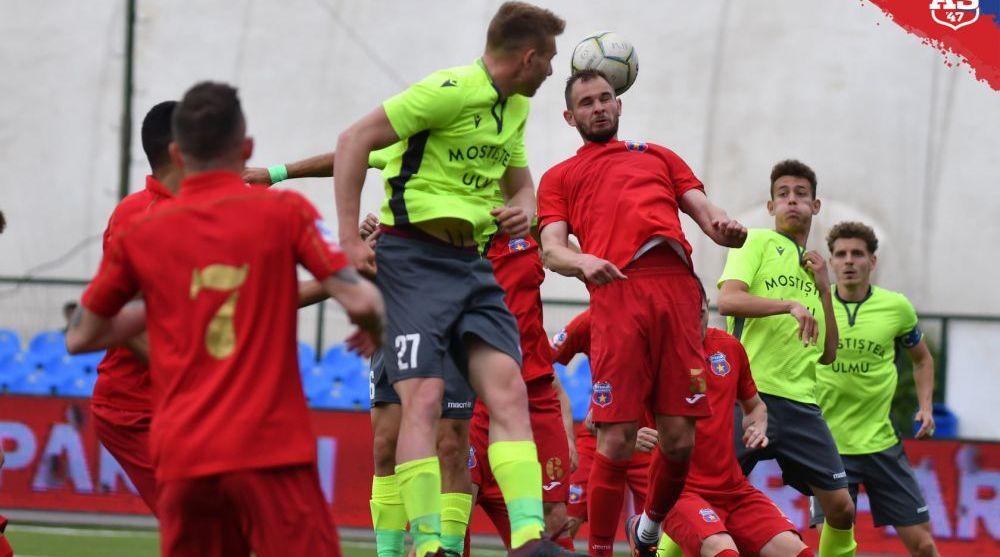 Steaua - Mostistea Ulmu, LIVE de la 11:30   Echipa lui Oprita, aproape de calificarea in a doua runda a barajului de promovare in Liga 2