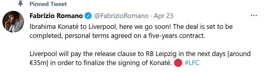 Liverpool, pregatita sa oficializeze primul transfer al verii! Ce fotbalist este aproape de echipa lui Klopp